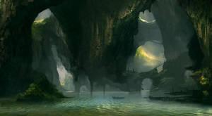 Cave decks by TacticsOgre
