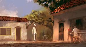6. O Acordeioneiro Francisco by TacticsOgre