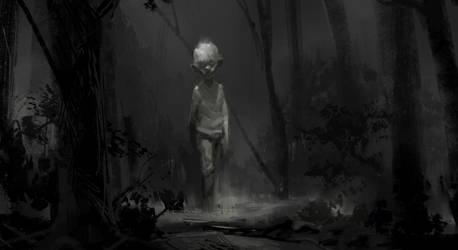 Limbo Fanart by TacticsOgre