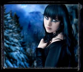 Cae el invierno II by darkbecky