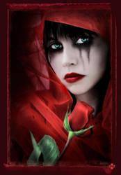 Red Rose by darkbecky
