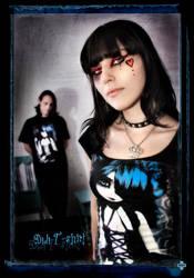 Didi t-shirt by darkbecky