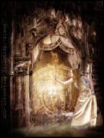 ::THE DOOR:: by darkbecky