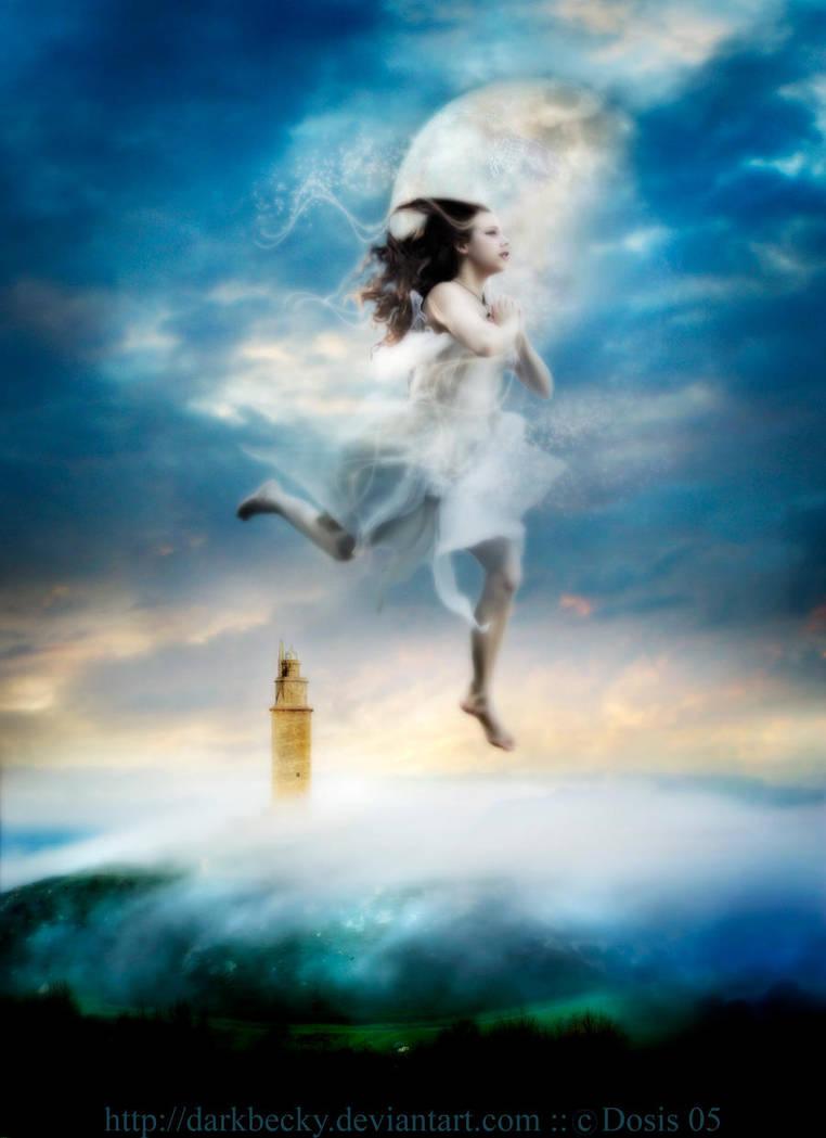 :Dancing in the little world: by darkbecky