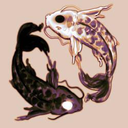 Yin Yang by tanawa