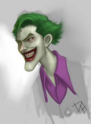 The Joker by Maulsmasher