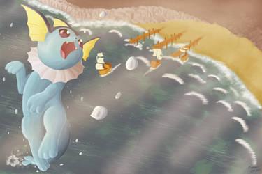 Eon Fable: Water's Return by PegasusJedi
