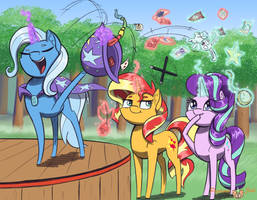 The Great and Powerful Hat Mishap by PegasusJedi