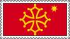 Occitania Flag by AdriCureuil