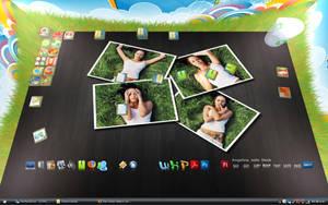 My Cute Desktop by Der-Alter-Mann