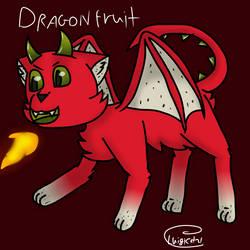 Dragonfruit - New Oc? by LonerEevee
