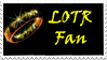 Lord of the Rings Fan Stamp by cynjader