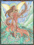 Verdant Muse by AngelaSasser