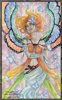 Butterfly Guardian by AngelaSasser