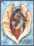 Meditation on the Rose by AngelaSasser