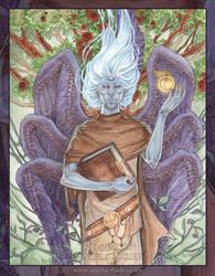 The Archangel of Death by AngelaSasser