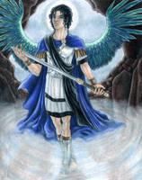 Archangel Series-Michael by AngelaSasser