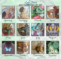 LD7 2011 Summary of Art by AngelaSasser