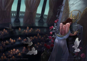 Kushiel's Dart by AngelaSasser