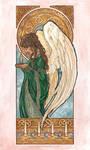 Christmas Angel by AngelaSasser
