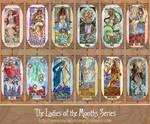 Ladies of the Months Series by AngelaSasser