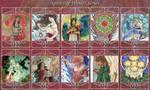 Spirits of Winter Series by AngelaSasser