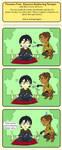 Exalted Chibi Comic: Essence Gathering Temper by AngelaSasser