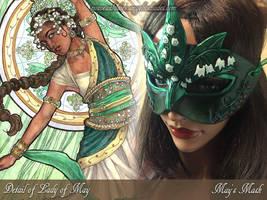 Lady of May Set by AngelaSasser