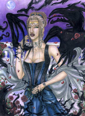 Beauty of the Night by AngelaSasser