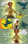 Exalted Adventures - Awkward Totemic Aura Moments by AngelaSasser