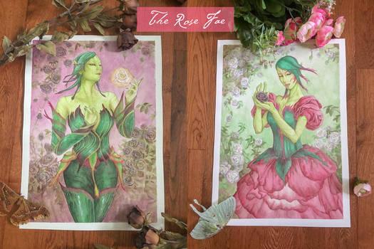 The Rose Fae by AngelaSasser