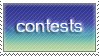 Contests Stamp by sapphirepsg