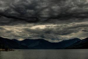 Storm Skies by leeorr-stock