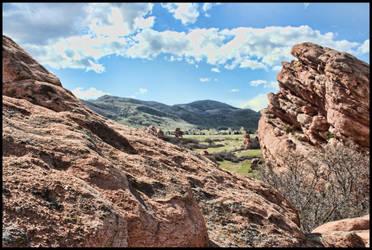 Red Rocks by Garret-B