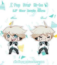 Pop star Ki-bo charm! by shadoouge
