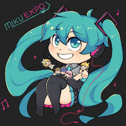 Miku Miku contest by shadoouge
