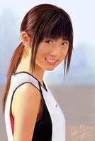 Yuko Ogura by Yabukl