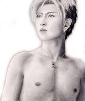 Beautiful Gackt by tsuki-no-neko