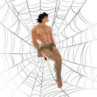 Korak in the Spider's Web 3 by jen-and-kris by korak225