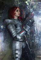 Commander by Ebelar