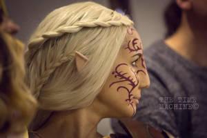 Elf profile by Ebelar