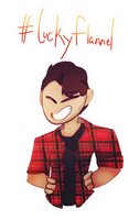 #Lucky Flannel by power5pro