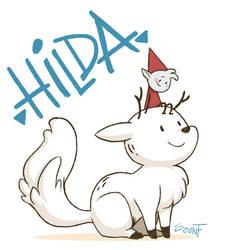 Hilda FA by sounf