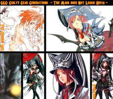 GGG: Valentine by darkside-ky