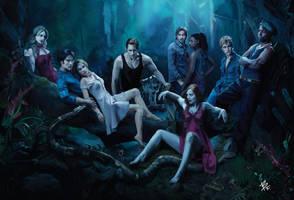True Blood by BluefireArt