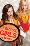 2 Broke Girls speed painting by BluefireArt