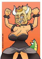 BOWSETTE by Cosmicos