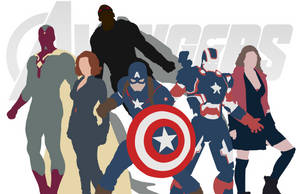 The New Avengers by RedDoggX