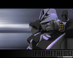 Gundam by thespyder