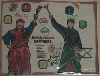 Super Mario Brothers movie by AprilONeil1984